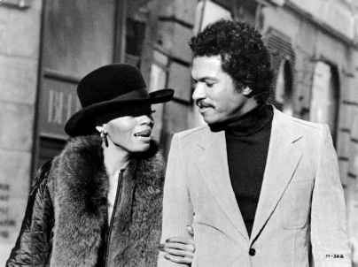 Diana Ross Berry Gordy
