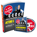How to Get Your Acting Business Without a Day Job?