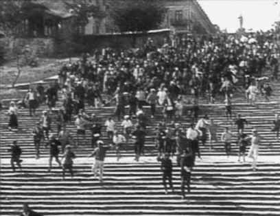 odessa steps film styles The film that became battleship potemkin began life as an idea for a single  chapter  longer than it would have if shot as mere documentary-style cinema- verite.