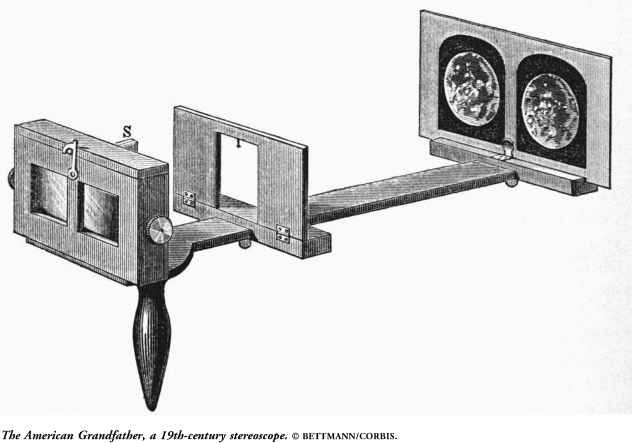 David Brewster Stereoscope