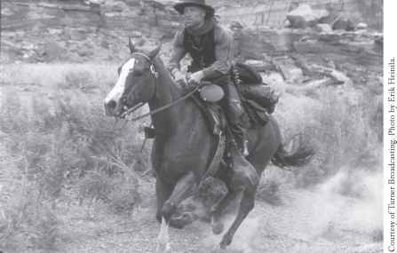 Harris Riders The Purple Sage