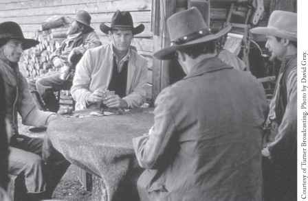 Poker Western Cinema